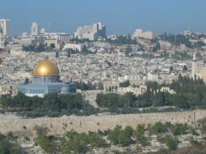 jerusalem blog 1