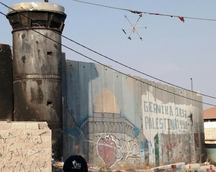 aida wall tower day nine