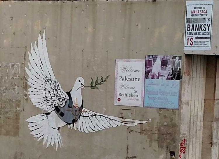 banksy dove edited