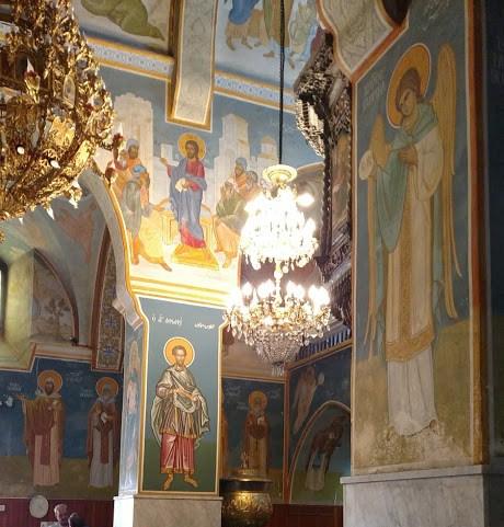 greek ortho church naz day four