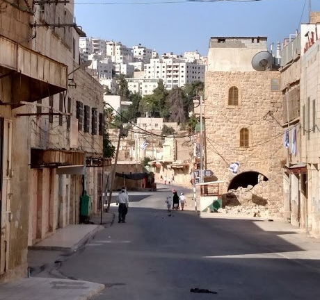 hebron old and new last day