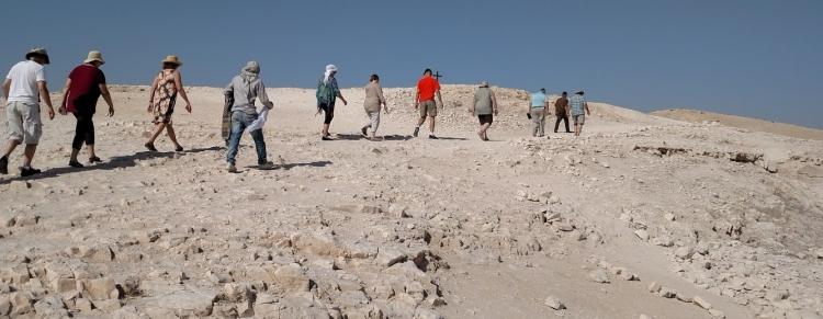 jericho desert day eight