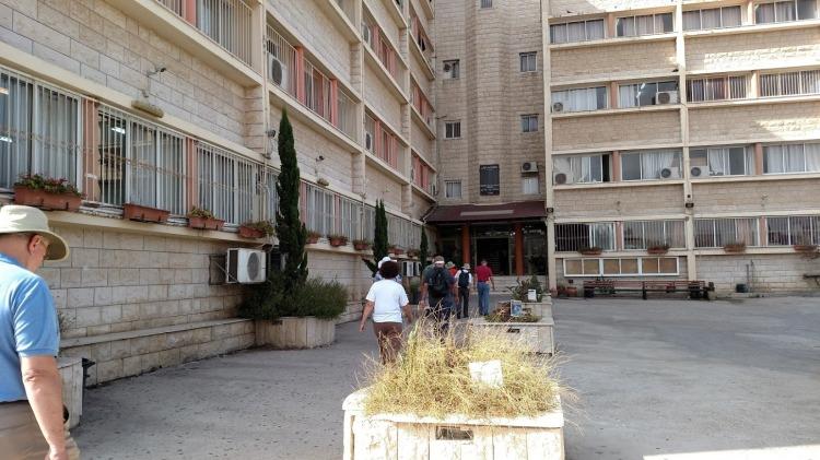 Mar Elias high school day three