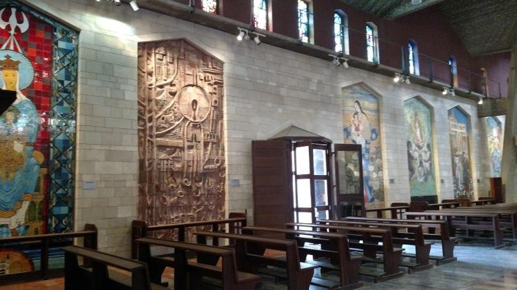 mary panels nazareth day four