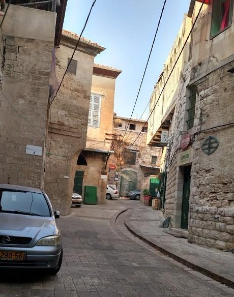 nazareth alley day four