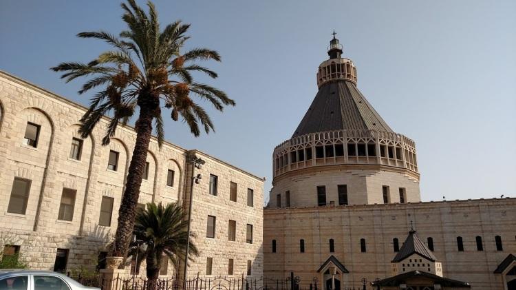 nazareth basillica church day four