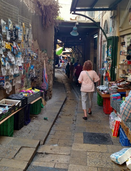 nazareth market day four