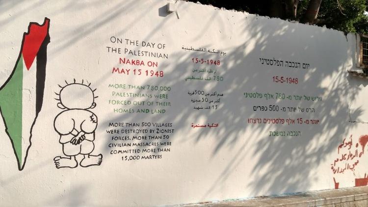 nazareth wall day four