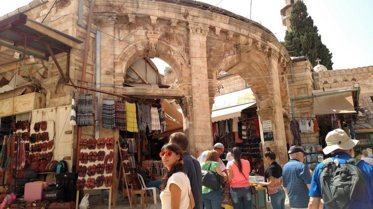 shops in old jerusalem day seven