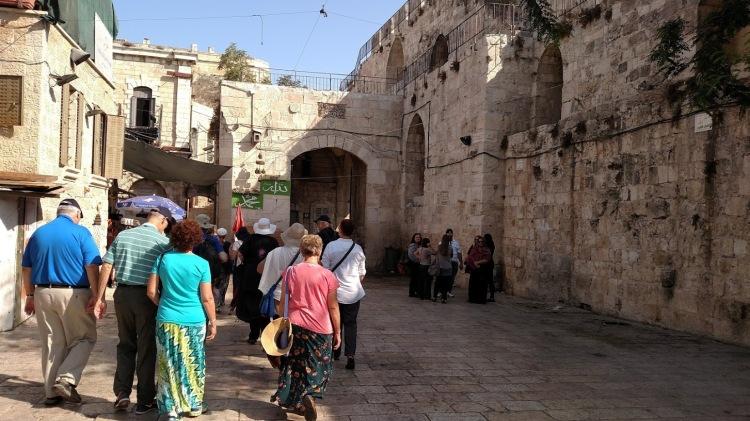 old jerusalem after temple mount