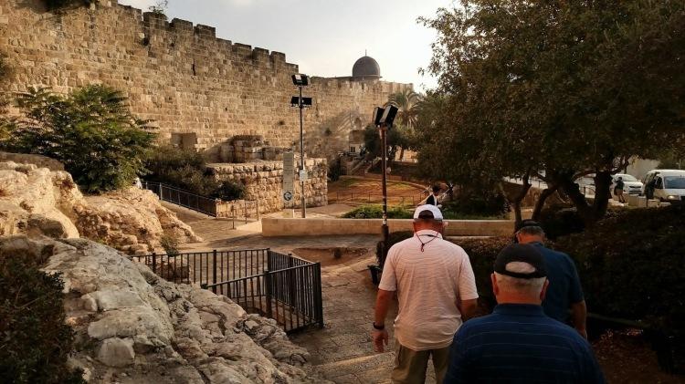 old jerusalem morning