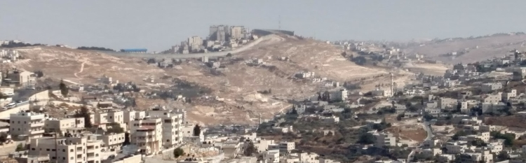 wall outside jerusalem
