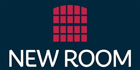 new room logo